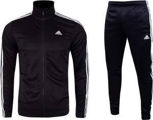 Dres Adidas w sportowym stylu z dresówki