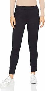 Czarne spodnie amazon.de w sportowym stylu