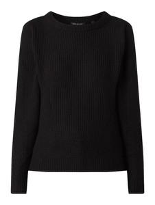 Czarny sweter Armani Jeans z wełny w stylu casual