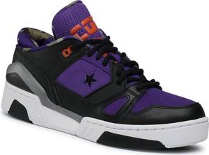 Fioletowe buty sportowe Converse
