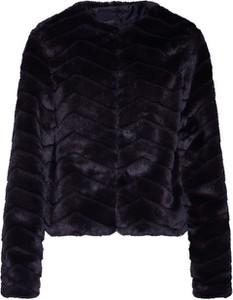 Granatowa kurtka Vero Moda w stylu casual krótka