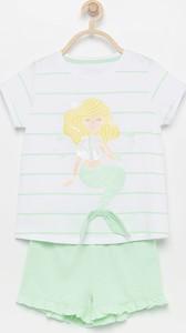 e51575840701c1 Wielokolorowe piżamy dziecięce Reserved, kolekcja lato 2019