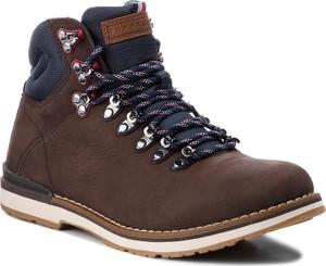 d585913eecd88 buty zimowe tommy hilfiger - stylowo i modnie z Allani
