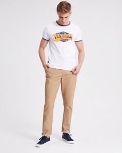 T-shirt Diverse w młodzieżowym stylu