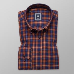 Koszula Willsoor w stylu casual z klasycznym kołnierzykiem