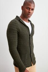 Zielony sweter Trendyol