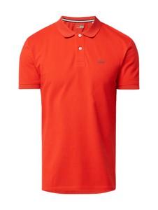 Czerwona koszulka polo Esprit