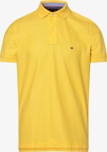Koszulka polo Tommy Hilfiger z bawełny