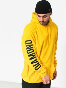 Żółta bluza Diamond Supply Co. z plaru