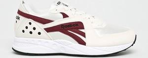 Buty sportowe Reebok Classic z płaską podeszwą sznurowane