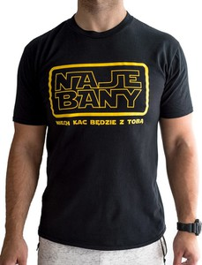 T-shirt Gildan z bawełny