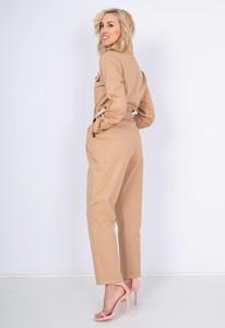 Kombinezon Zoio z długimi nogawkami w stylu casual z bawełny