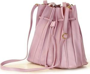 Różowa torebka Merg