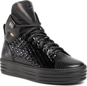 Czarne buty sportowe Eva Minge