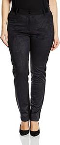 Czarne spodnie Frapp