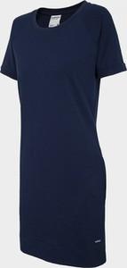 Sukienka Outhorn mini z krótkim rękawem prosta
