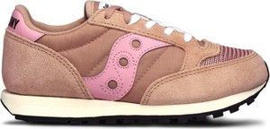 Różowe buty sportowe dziecięce Saucony