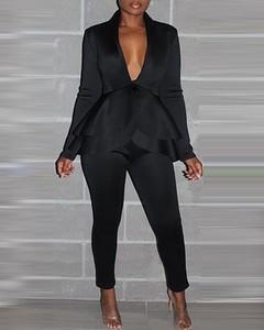 Czarny Kendallme w stylu casual
