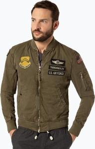 d47fdd8a3dcf9 kurtka pilotka skórzana męska - stylowo i modnie z Allani