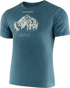 Niebieska koszulka Brubeck