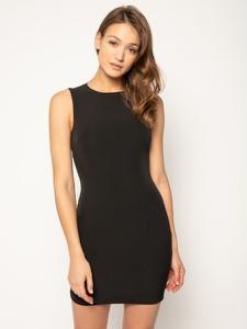 Sukienka Guess bez rękawów w stylu casual