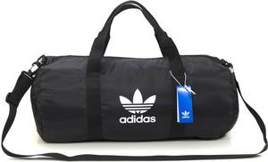 Czarna torba sportowa Adidas