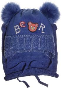Niebieski szalik dziecięcy Czapoba