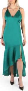 Zielona sukienka Guess maxi
