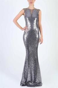 Sukienka Soky&Soka w stylu glamour maxi