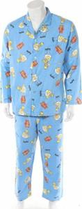 Niebieska piżama The Simpsons
