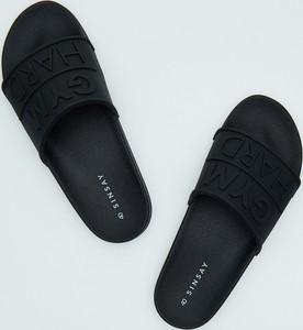 Buty damskie bez wzorów Sinsay, kolekcja wiosna 2020