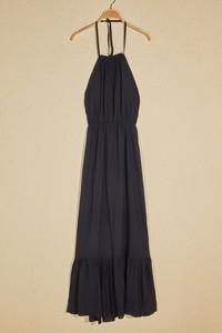Sukienka Trendyol z dekoltem halter
