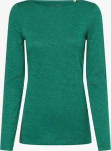 Zielony t-shirt Marc O'Polo w stylu casual
