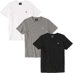 T-shirt Abercrombie & Fitch w stylu casual