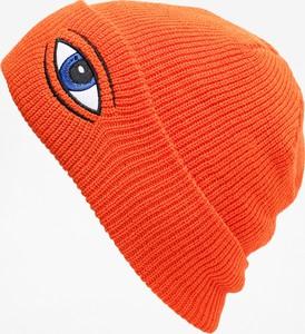 Pomarańczowa czapka Toy Machine
