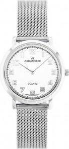 ZEGAREK DAMSKI JORDAN KERR - I2001 silver Srebrny