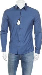 Niebieska koszula Drykorn w stylu casual