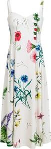 Sukienka RISK made in warsaw gorsetowa midi