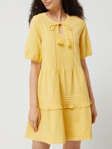 Sukienka Vero Moda z bawełny mini w stylu casual