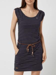 Czarna sukienka Ragwear mini
