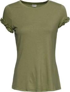 T-shirt bonprix BODYFLIRT w stylu casual z krótkim rękawem