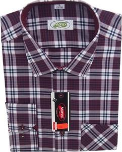 Koszula Marex Łódź z długim rękawem z bawełny