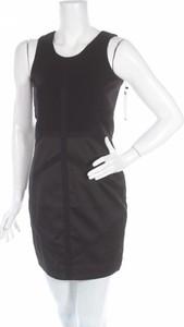 Czarna sukienka Top Secret