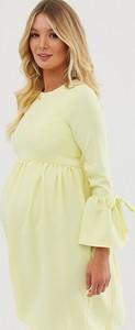 Żółta sukienka Queen Bee