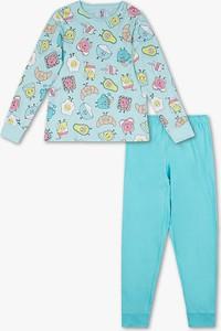 Piżama Here And There dla chłopców z bawełny