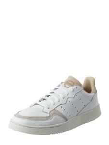 Adidas Originals Sneakersy ze skóry i skóry welurowej
