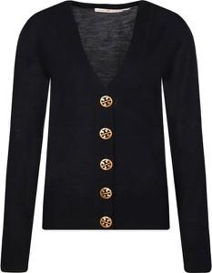 Sweter Tory Burch w stylu casual z wełny