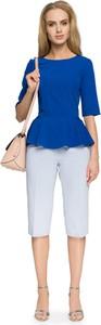 Bluzka Style z krótkim rękawem