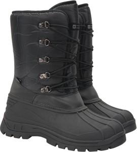 Buty zimowe Mountain Warehouse sznurowane