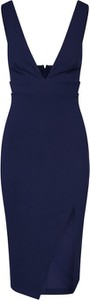 Sukienka Parallel Lines mini bez rękawów